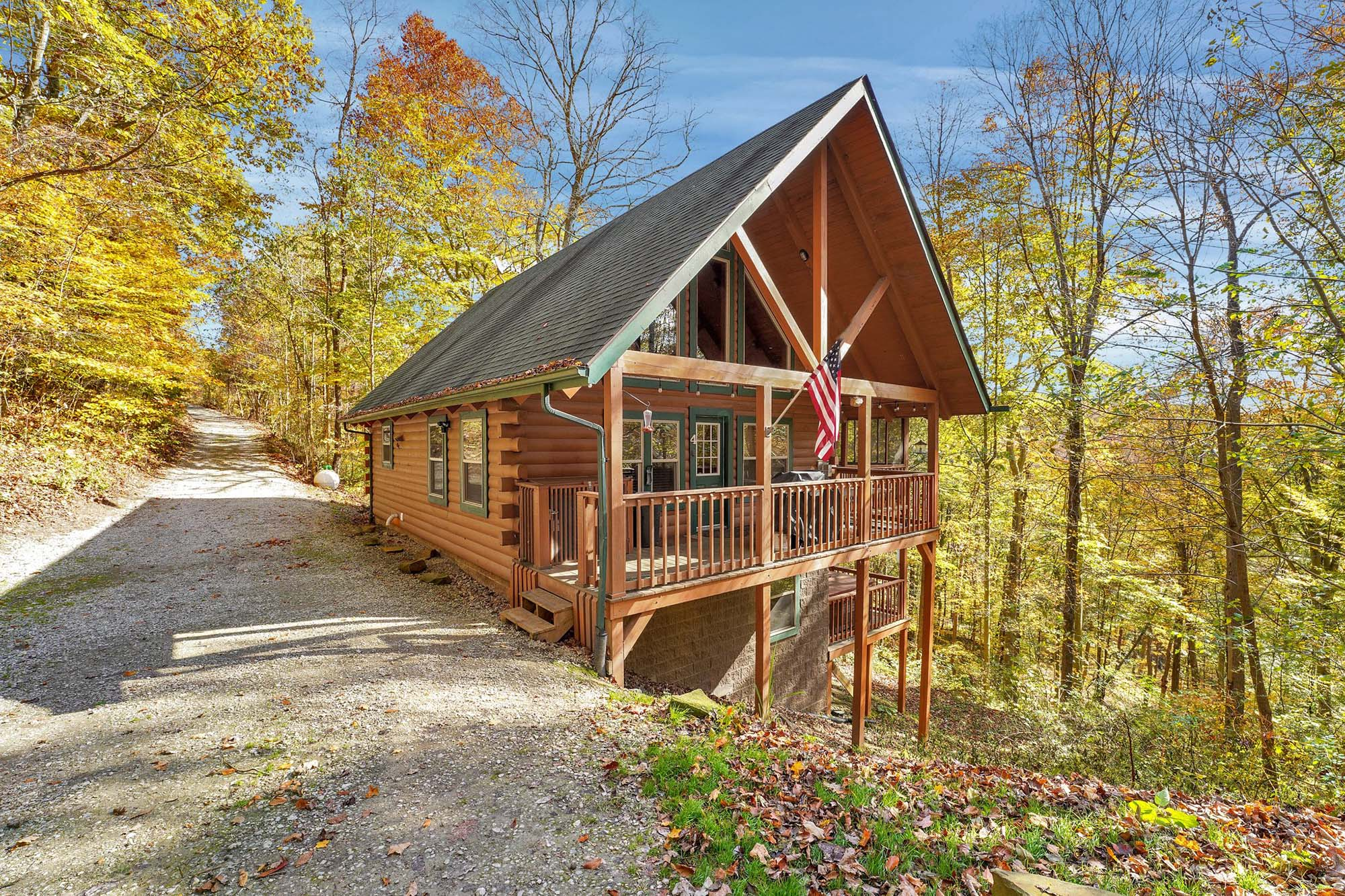 Phenomenal Hocking Hills Premier Cabins Cabin Rentals In Hocking Best Image Libraries Sapebelowcountryjoecom
