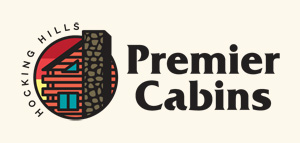 Hocking Hills Premier Cabins logo